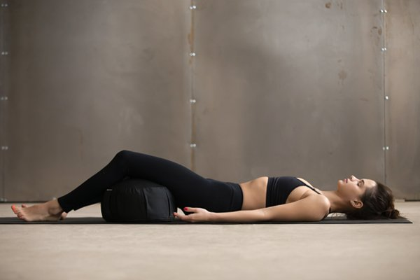 Restorative Yoga - Types of Yoga
